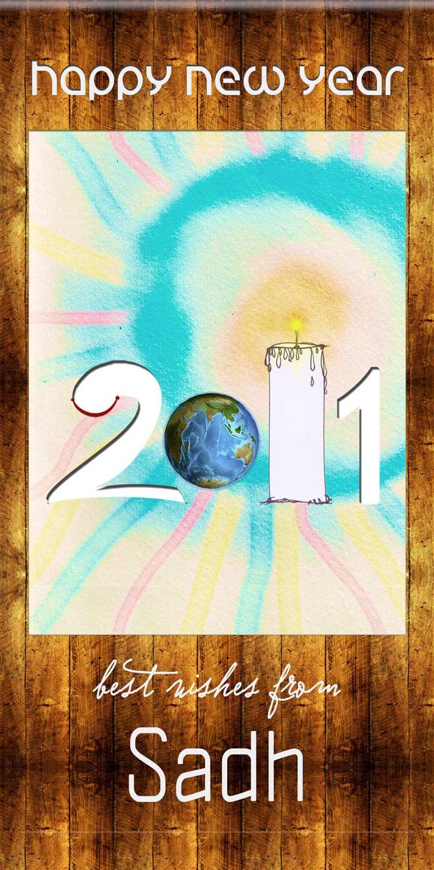 HNY Poster 2011