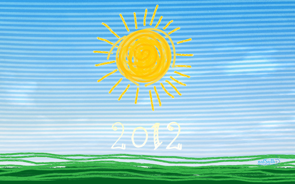 2012th Sun of New Hope