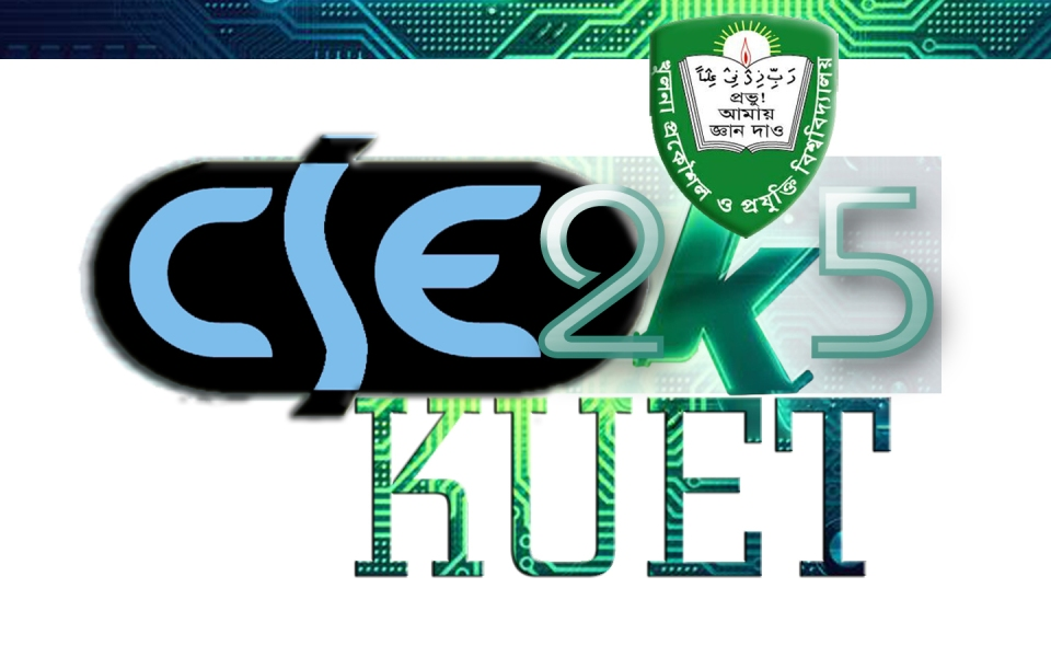 Typical icon for KUET CSE 2K5